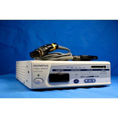 Olympus OTV-S7 Autoclave Camera Head and Versa Digital Processor