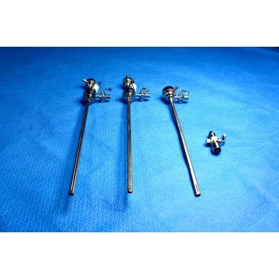 Karl Storz 11603BN/ 110603B/ 27502 Hysteroscope Continuous Flow Sheath Set