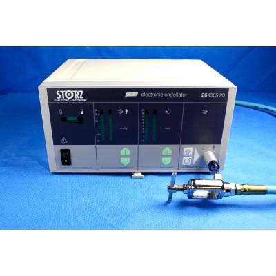 Karl Storz 264305-20 SCB Electronic Endoflator & Yoke
