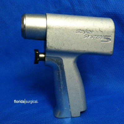 Stryker 4203 System 5 Rotary Handpiece (Single Trigger)